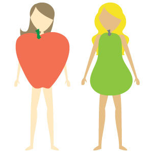 Apple-Shape