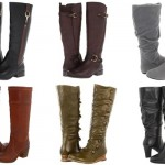 6 Hot Wide Calf Boots for Fall 2013