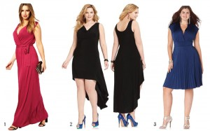 3 Curve Flattering Party Dresses Under $50!