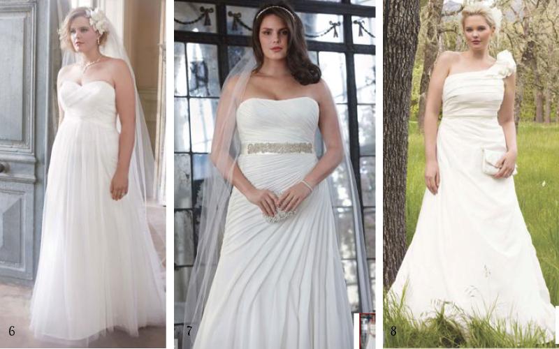 Plus Size Wedding Hairstyles Fashion Dresses