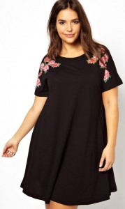 4 Cute Plus Size Dresses for an Apple Shape