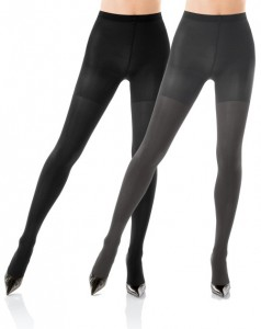 Plus Size Sweater Tights-