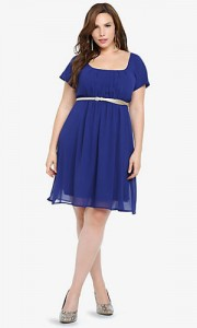Skater-Dress-for-Apple-Shape-