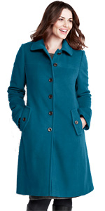 5 Best Plus Size Coat Shapes