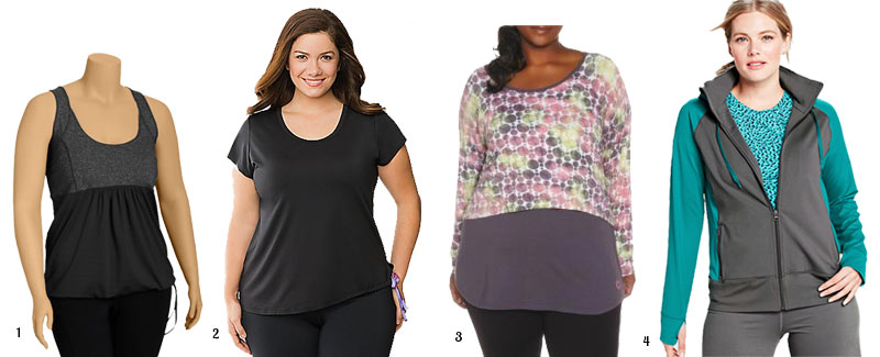 Best Plus Size Work Out Clothes