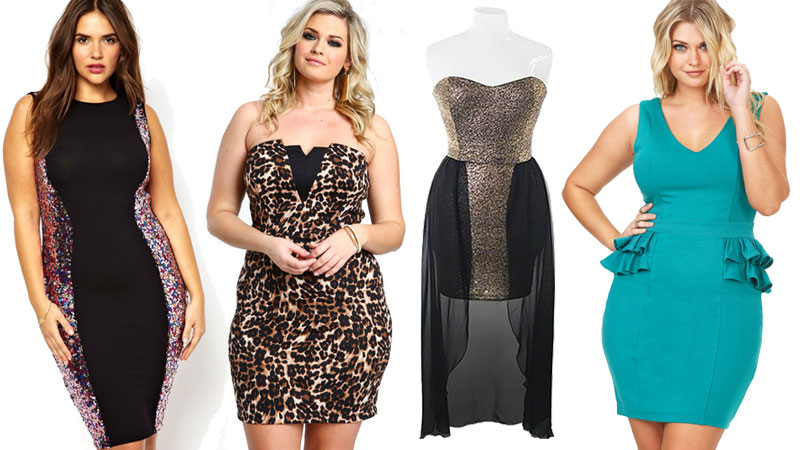 Bodycon-Sexy-Plus-Size-Dresses-