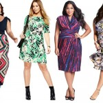 3 Trendy Plus Size Dresses for Hourglass Figures