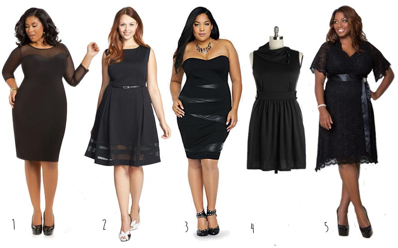 Plus-Size-Black-Dresses-