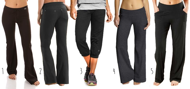 Best-Yoga-Pants-for-Curvy-Women-