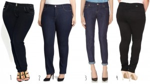Best Plus Size Skinny Jeans