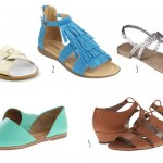 Cute Sandals for Wide Feet for Summer 2014