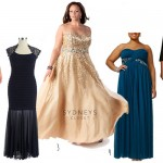 Plus Size Gowns for Weddings, Black Tie Parties and Prom