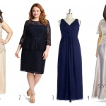 Plus Size Mother of the Bride Dresses (for Mothers of the Groom too!)