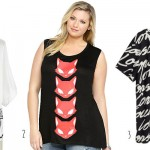 2014 Trends: Plus Size Graphic Tees