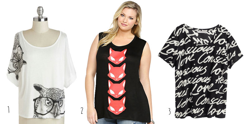 Plus-Size-Trends-Graphic-Tees-2014-