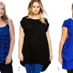 Plus Size Tunics to Wear with Leggings this Summer