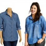 Denim on Denim: How to pair chambray with jeans
