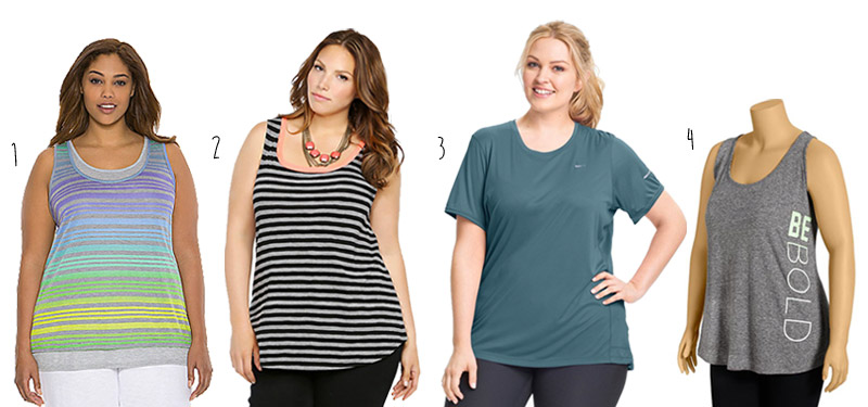 Plus-Size-Workout-Tops-
