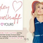 Haley Hasselhoff for Adore Yours