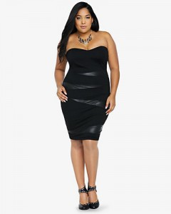 More Plus Size Bodycon Dresses Cheap