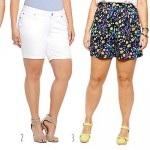 Cute Plus Size Shorts