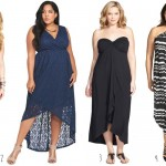 Plus Size Maxi Dresses for Apple Shapes and Hourglass Figures