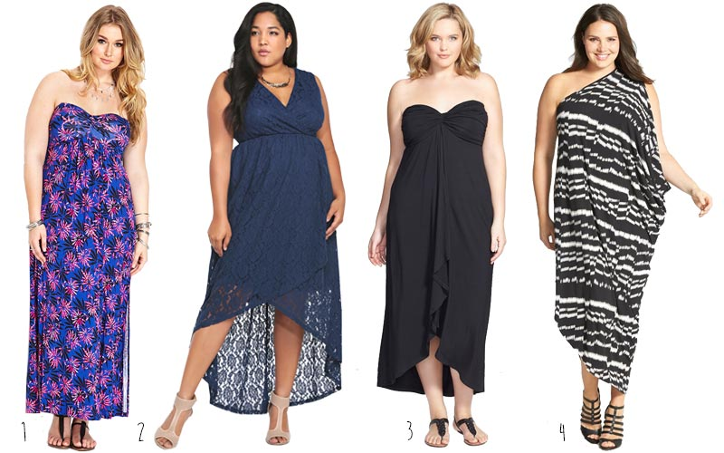 Maxi-Dresses-Plus-Sizes-