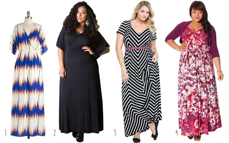 Plus-SIze-Maxi-Dresses-with-Sleeves-