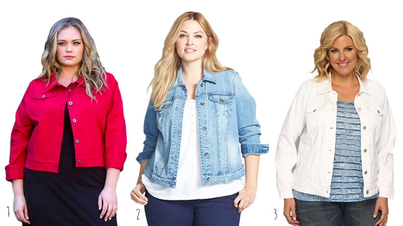 Plus Size Jean Jackets Cheap - Xtellar Jeans