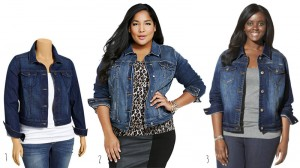 Cute Plus Size Jean Jackets