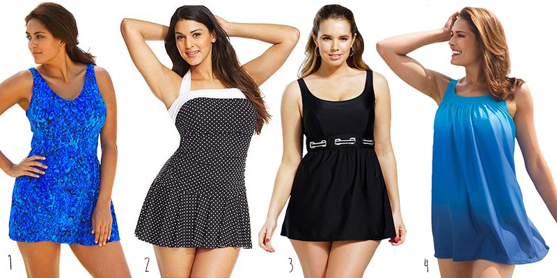 Plus-Size-Swim-Dress-