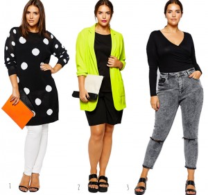 Plus Size Fall Trends 2014 – The Nineties