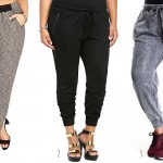 2014 Trends: Plus Size Joggers