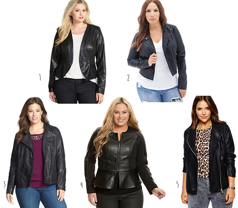 Plus-Size-Leather-Jackets-