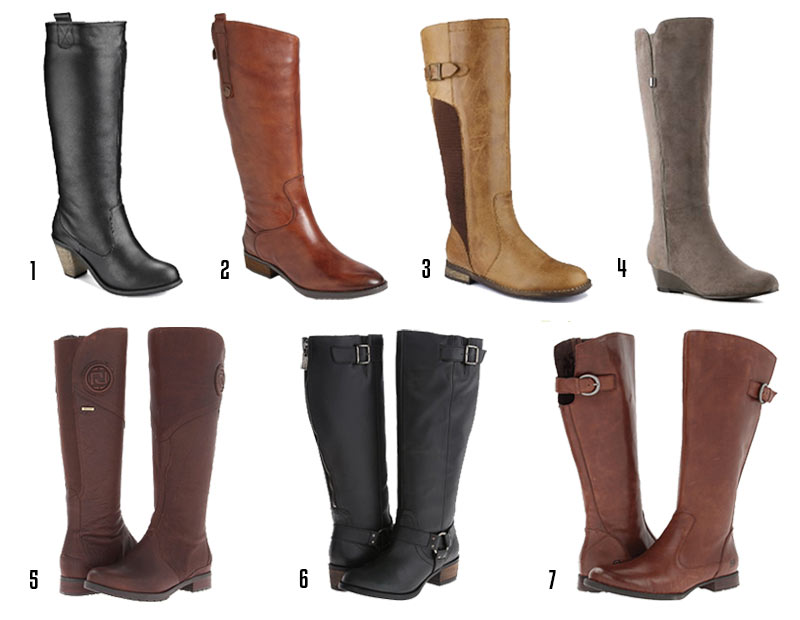 Wide Calf Boots 2014