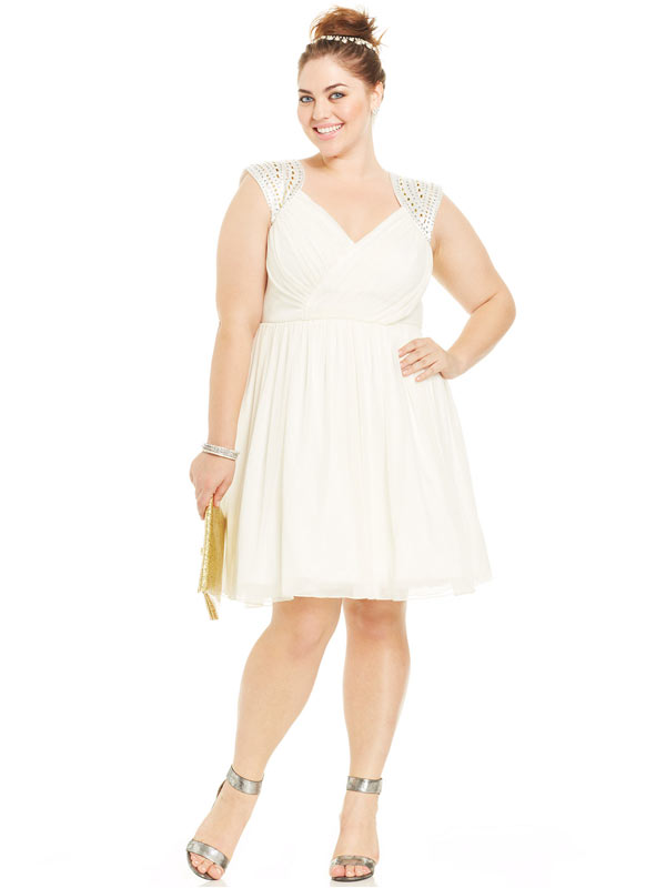 8f44517bc0 Plus Size Homecoming Dresses Macy S - Holiday Dresses