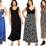 Plus Size Maxi Dresses Under $100 (Really Under $70)