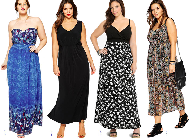 30ba435db12ac Plus Size Maxi Dresses Under  100 (Really Under  70)