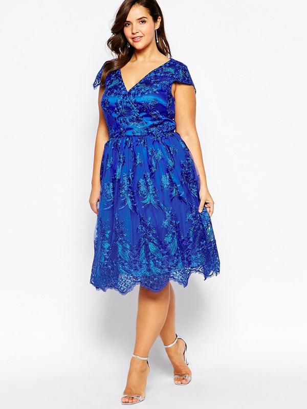 Retro-Plus-Size-Prom-Dress-ASOS