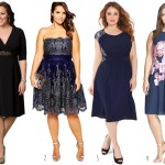 Death to the Maxi: 10 Plus Size Fit and Flare Dresses