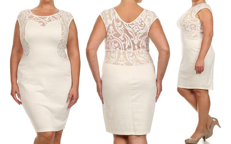 Cheap Plus Size Prom Dresses Under 50