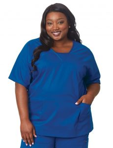 Best Plus Size Scrubs + Scrubs with Stretch