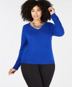 Macy's Plus Size Sweaters
