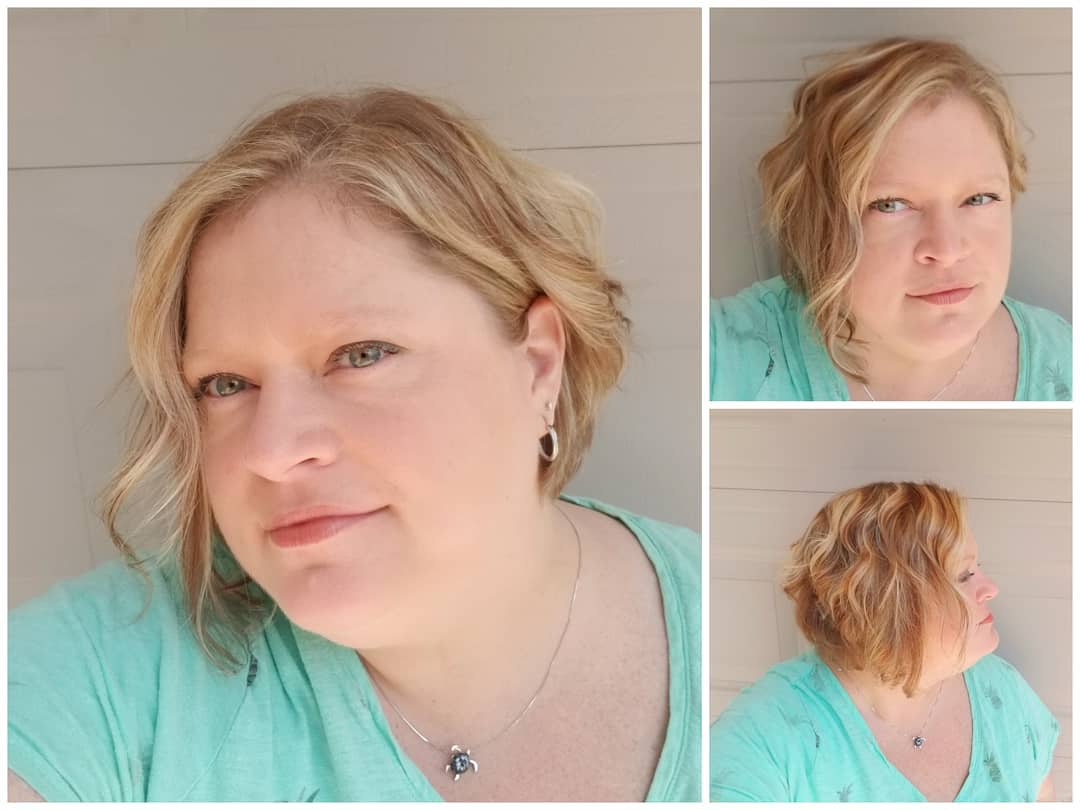 13 Short Haircuts For Plus Size Women